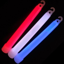 6'' 4th Of July Glow Sticks