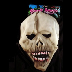 Soft Ghoul Skull Mask