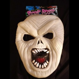 Vampire Soft Ghoul Mask