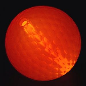 Glow Golf Ball - Red